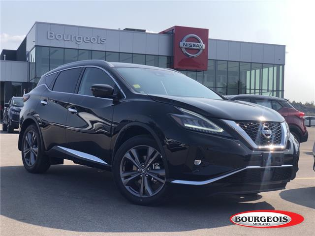 2020 Nissan Murano Platinum (Stk: 20MR36) in Midland - Image 1 of 16