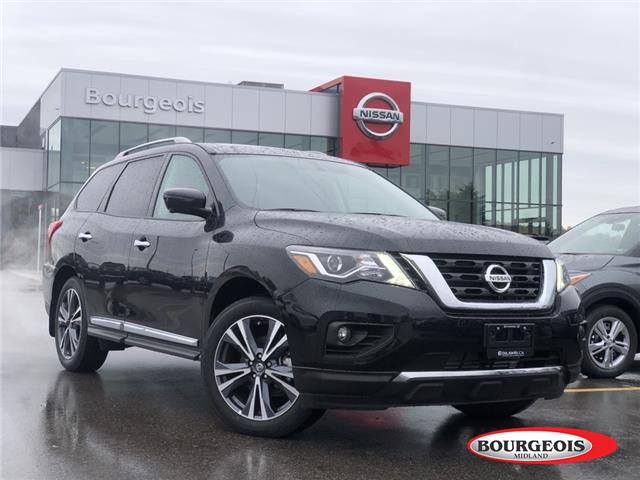 2020 Nissan Pathfinder Platinum (Stk: 20PA31) in Midland - Image 1 of 25