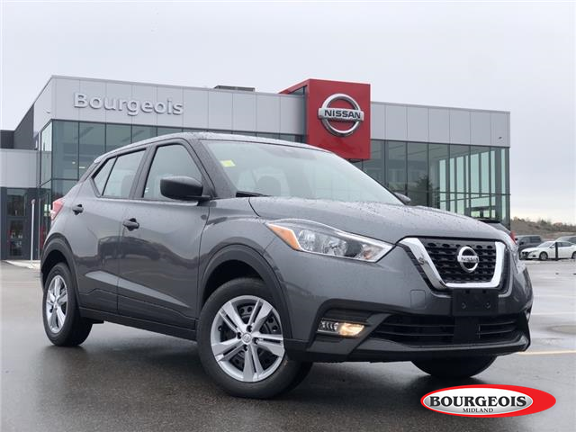 2020 Nissan Kicks S (Stk: 20KC62) in Midland - Image 1 of 11