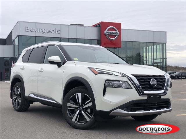 2021 Nissan Rogue Platinum (Stk: 21RG01) in Midland - Image 1 of 20