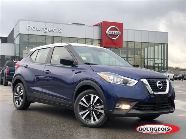 2020 Nissan Kicks SV (Stk: 20KC68) in Midland - Image 1 of 12