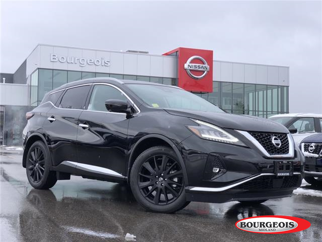 2020 Nissan Murano Limited Edition (Stk: 20MR43) in Midland - Image 1 of 17