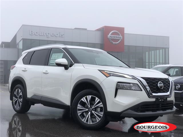 2021 Nissan Rogue SV (Stk: 21RG05) in Midland - Image 1 of 16