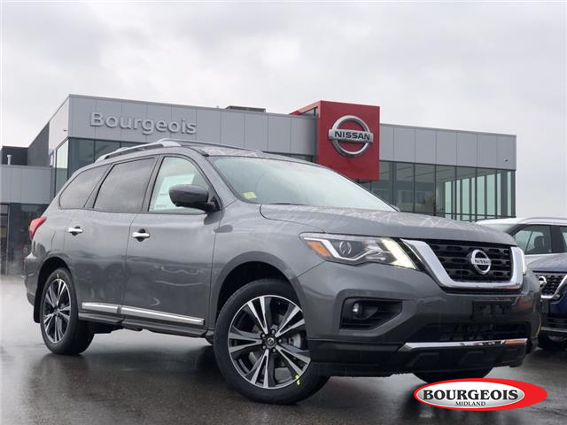 2020 Nissan Pathfinder Platinum (Stk: 20PA40) in Midland - Image 1 of 23