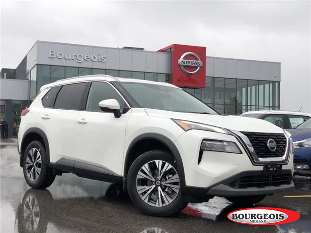2021 Nissan Rogue SV (Stk: 21RG06) in Midland - Image 1 of 15