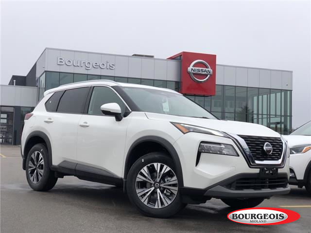 2021 Nissan Rogue SV (Stk: 21RG08) in Midland - Image 1 of 15