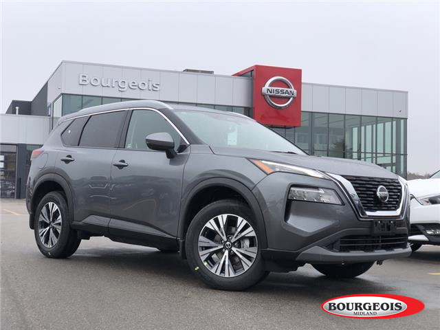 2021 Nissan Rogue SV (Stk: 21RG12) in Midland - Image 1 of 16