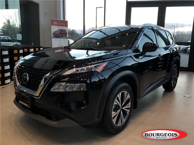 2021 Nissan Rogue SV (Stk: 21RG02) in Midland - Image 1 of 12