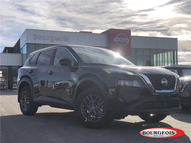2021 Nissan Rogue S (Stk: 21RG10) in Midland - Image 1 of 14