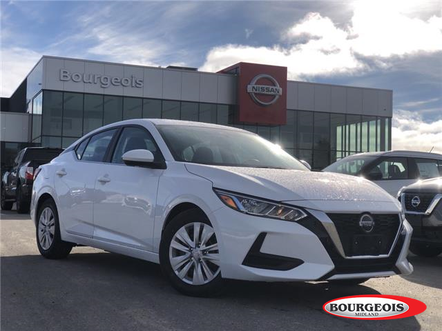2021 Nissan Sentra S Plus (Stk: 21SE02) in Midland - Image 1 of 13