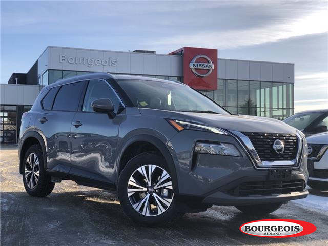 2021 Nissan Rogue SV (Stk: 21RG16) in Midland - Image 1 of 15