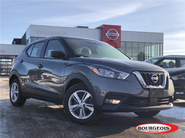 2020 Nissan Kicks S (Stk: 20KC70) in Midland - Image 1 of 13