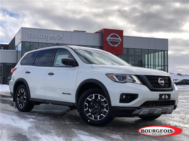 2020 Nissan Pathfinder SV Tech (Stk: 20PA47) in Midland - Image 1 of 20