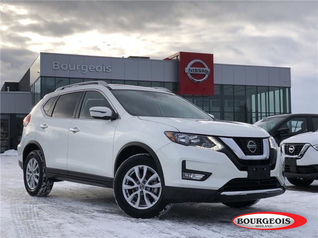 2020 Nissan Rogue SV (Stk: 20RG161) in Midland - Image 1 of 16