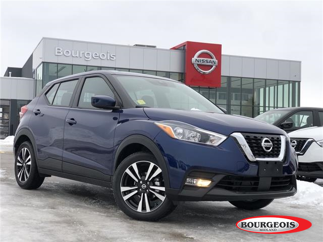 2020 Nissan Kicks SV (Stk: 20KC73) in Midland - Image 1 of 14