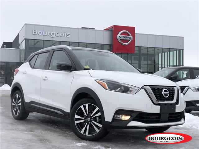 2020 Nissan Kicks SR (Stk: 20KC74) in Midland - Image 1 of 13