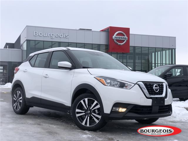 2020 Nissan Kicks SV (Stk: 20KC80) in Midland - Image 1 of 12