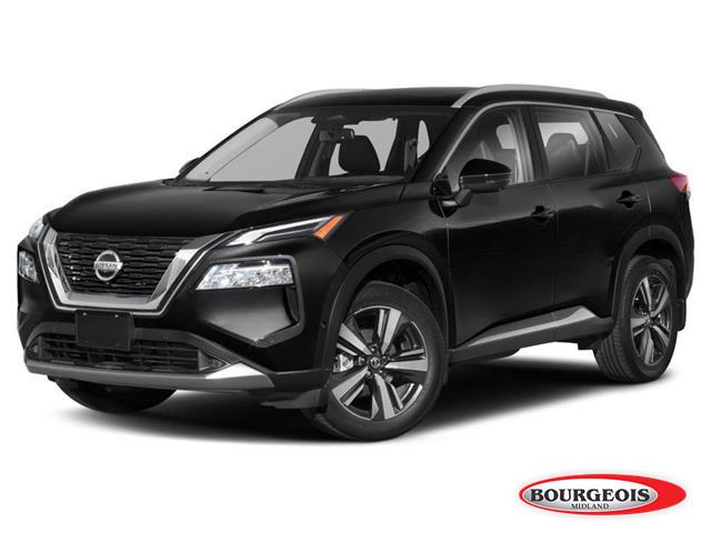 2021 Nissan Rogue Platinum (Stk: 21RG31) in Midland - Image 1 of 9