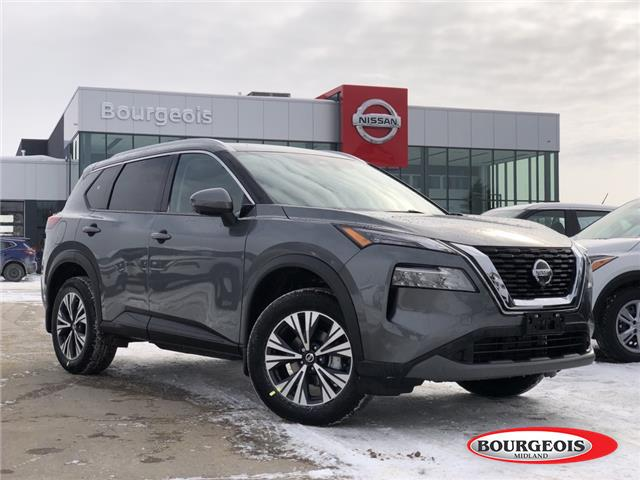 2021 Nissan Rogue SV (Stk: 21RG60) in Midland - Image 1 of 14