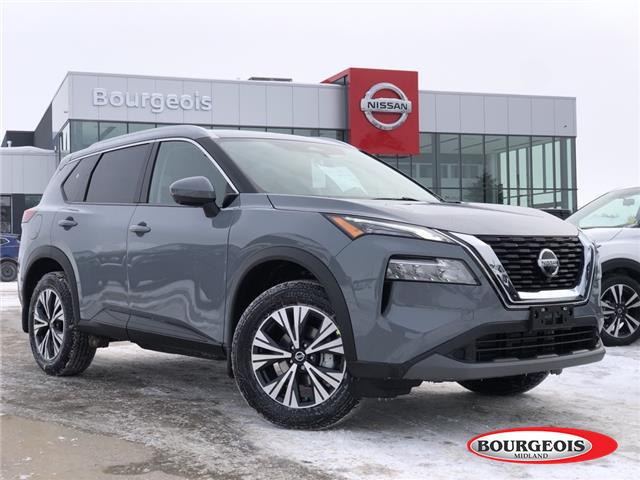 2021 Nissan Rogue SV (Stk: 21RG59) in Midland - Image 1 of 15