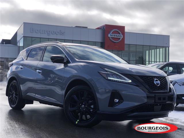 2021 Nissan Murano Midnight Edition (Stk: 21MR08) in Midland - Image 1 of 19