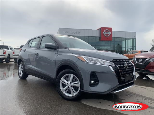 2021 Nissan Kicks S (Stk: 21KC08) in Midland - Image 1 of 15