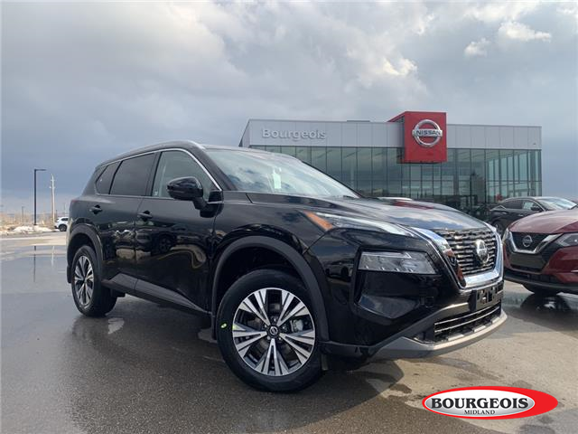 2021 Nissan Rogue SV (Stk: 21RG80) in Midland - Image 1 of 16
