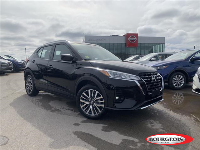 2021 Nissan Kicks SV (Stk: 21KC10) in Midland - Image 1 of 15