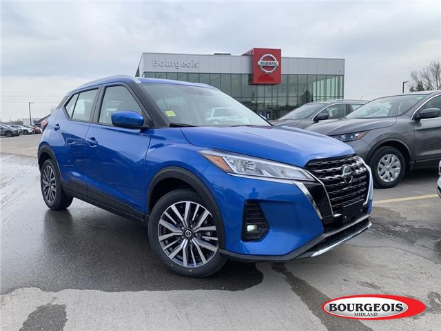 2021 Nissan Kicks SV (Stk: 21KC11) in Midland - Image 1 of 14