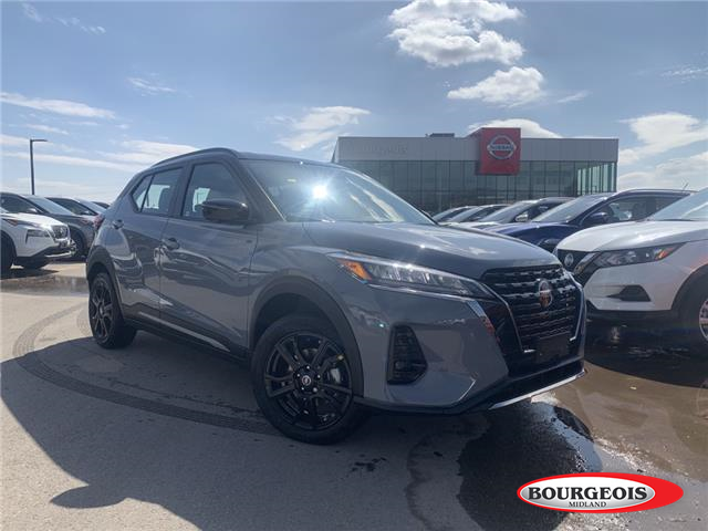 2021 Nissan Kicks SR (Stk: 21KC17) in Midland - Image 1 of 14