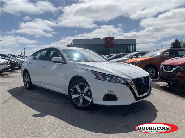 2021 Nissan Altima 2.5 SE (Stk: 21AL03) in Midland - Image 1 of 15