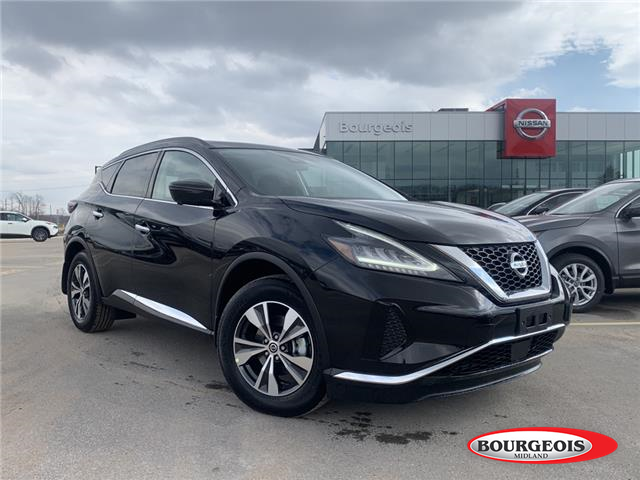 2021 Nissan Murano SV (Stk: 21MR14) in Midland - Image 1 of 18
