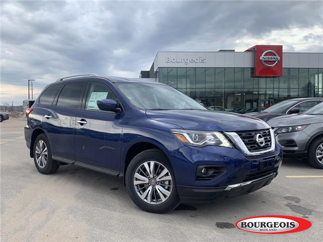 2020 Nissan Pathfinder SV Tech (Stk: 20PA56) in Midland - Image 1 of 24