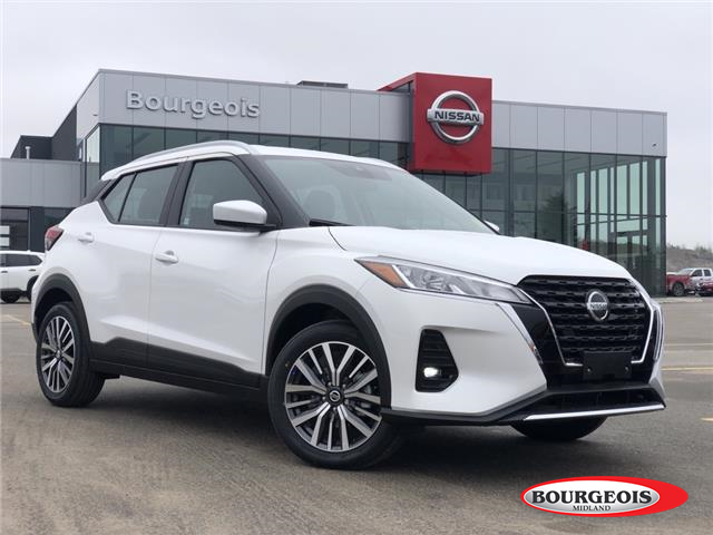 2021 Nissan Kicks SV (Stk: 21KC25) in Midland - Image 1 of 13