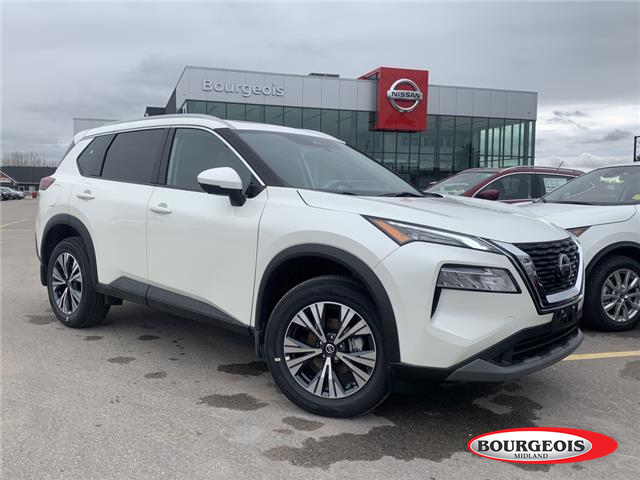 2021 Nissan Rogue SV (Stk: 21RG37) in Midland - Image 1 of 16