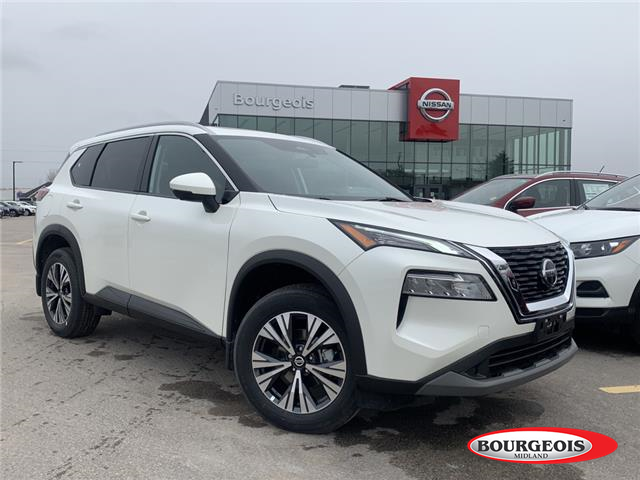 2021 Nissan Rogue SV (Stk: 21RG40) in Midland - Image 1 of 16