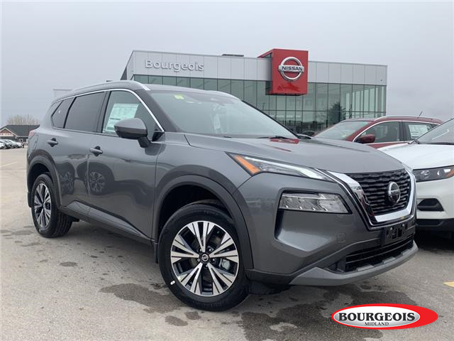 2021 Nissan Rogue SV (Stk: 21RG21) in Midland - Image 1 of 17