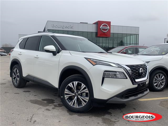 2021 Nissan Rogue SV (Stk: 21RG75) in Midland - Image 1 of 17