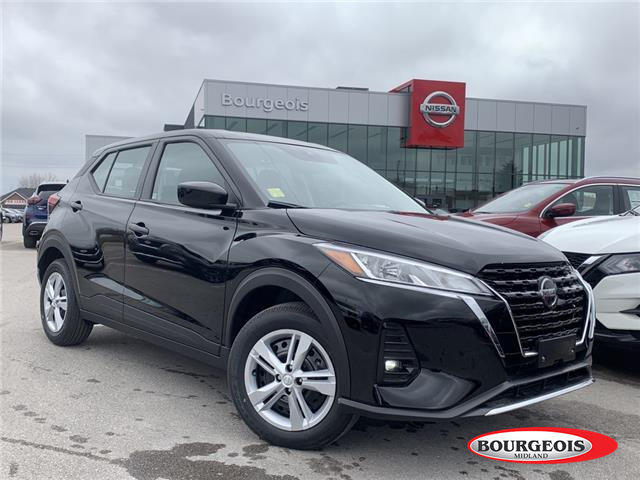 2021 Nissan Kicks S (Stk: 21KC31) in Midland - Image 1 of 17