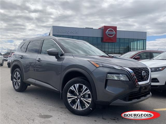 2021 Nissan Rogue SV (Stk: 21RG36) in Midland - Image 1 of 16