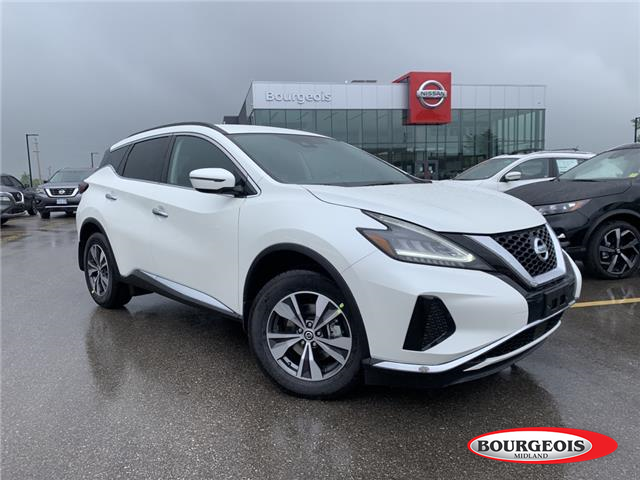 2021 Nissan Murano S (Stk: 21MR23) in Midland - Image 1 of 16