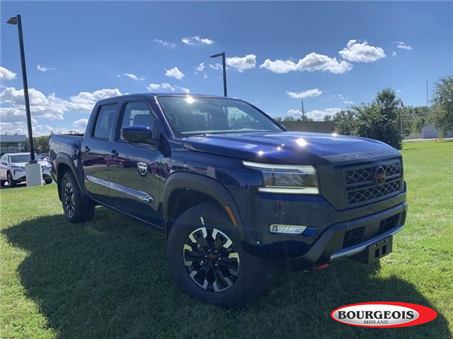 2022 Nissan Frontier PRO-4X (Stk: 22FR02) in Midland - Image 1 of 20
