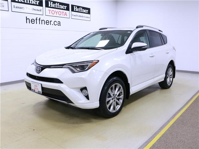 2018 Toyota RAV4 Limited (Stk: 195380) in Kitchener - Image 1 of 29