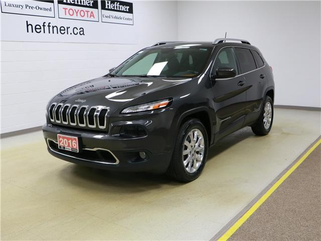 2016 Jeep Cherokee Limited (Stk: 186394) in Kitchener - Image 1 of 24