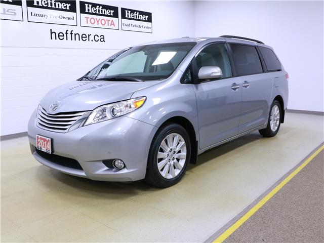 2014 Toyota Sienna XLE 7 Passenger (Stk: 195652) in Kitchener - Image 1 of 34
