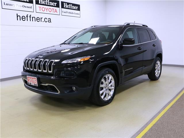 2015 Jeep Cherokee Limited (Stk: 195395) in Kitchener - Image 1 of 31