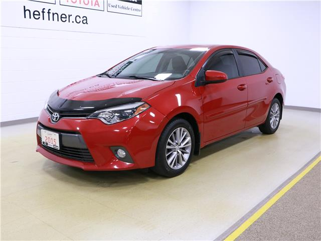 2015 Toyota Corolla LE (Stk: 195661) in Kitchener - Image 1 of 31