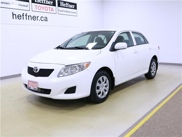 2010 Toyota Corolla CE (Stk: 195526) in Kitchener - Image 1 of 26