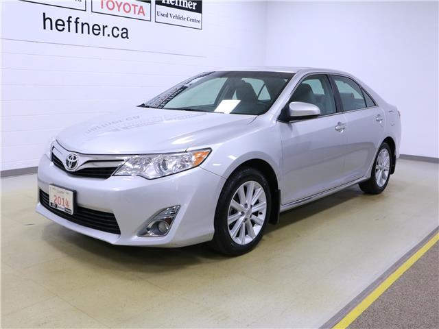 2014 Toyota Camry XLE (Stk: 195747) in Kitchener - Image 1 of 32
