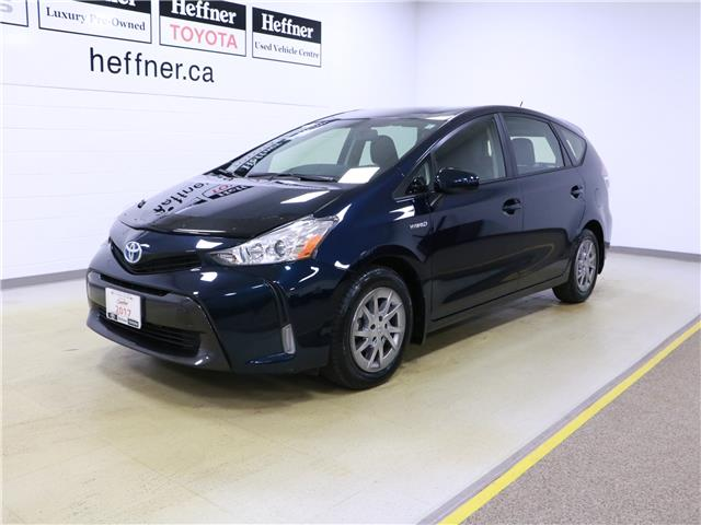 2017 Toyota Prius v Base (Stk: 195790) in Kitchener - Image 1 of 33